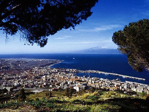 Reggio di Calabria mare