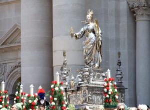 Santa Lucia storia