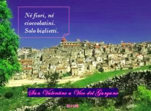 Vico del Gargano Puglia