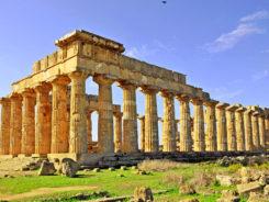 Agrigento Sicilia Valle dei Templi
