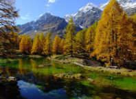Valle d'Aosta panorama