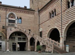 Scala della Ragione Verona